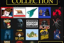 May the 4th Collection (Ended) / by TeeFury