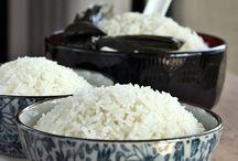 Rice / rijst