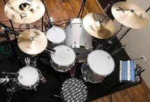 Perkusje/Drums / Najlepsze zestawy perkusyjne, ciekawie skomponowane set-upy, oraz perkusje znanych bębniarzy ;)