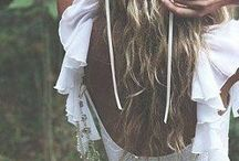 Pretty bohemian fashion