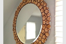 Mirror frame ideas ☺
