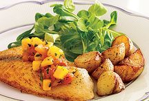 Healthy Dinner Recipes / A collection of healthy, easy dinner recipes.