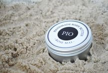 Body Butters by Pio Soaps