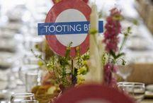 Theme: London Wedding
