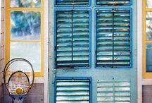 louver doors / by cocaineteddybear