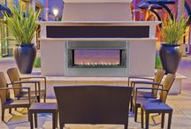 Outdoor Fireplaces:  Gas / Outdoor Gas Fireplaces are available for purchase at DiscountFireplaceOutlet.com