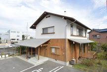 「四季の家」モデルハウス / 愛知県安城市でお客様の楽しい家づくりのお手伝いをしているナルセコーポレーションのフォトギャラリーです。自然素材、広がり間取りの「香りの家」 新築、注文住宅のご相談を受け付けております。