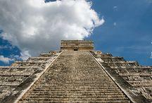 Scenérie MEXICO