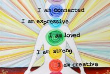 Chakras / by Blissful Yogi