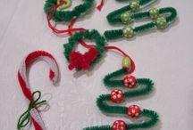 Christmas craft ideas / by Bobbie Ken Alburtus