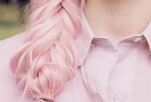 Hair envy / All the hair I want but don't have the guts to die , unless its buns or something
