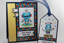 card ideas / by JoBoogie Crafts