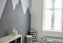 Stylish nurseries & Kid's rooms / Inspiration for your child's bedroom or nursery