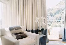 Clean and Crisp Curtains