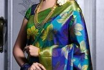 Saree :-) / by Anita Singh