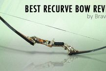 Recurve Bow / All about Recurve Bow