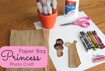 Preschool - Book Themes