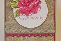 Stampin Up Mothers Day