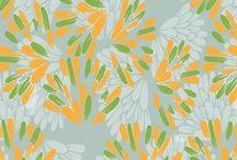Surface Pattern Designs / My patterns
