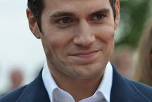 He is just so handsome...Henry Cavill