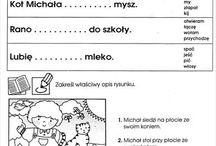Ćwiczenia językowe