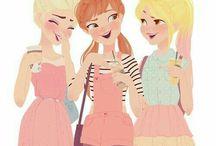 Disney art ^^