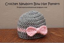Baby Hats / by Seanna Magaña
