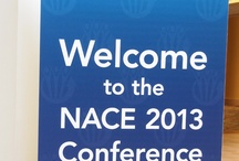 Faces of NACE13 / Enjoy the photos from the 2013 NACE conference!