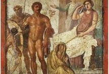 Materiali, pigmenti e tecniche artistiche nella storia