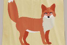 CROCHET Lap Blankets