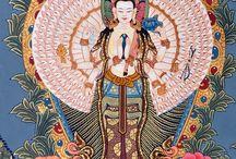 Thangka & Bhuddist Deities
