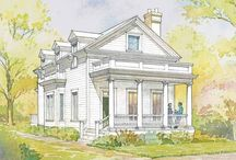 Edwin Bailey / artikettur hus og plann