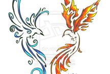fågeln phenix