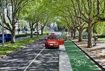 Great bike paths around Melbourne