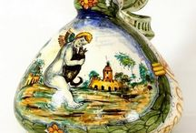 To Research/Majolica / There are many 'majolica'  and other objects showing up on Pinterest that need identification and dating before we can decide where to place them.