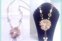 necklace / kalung mutiara cantik