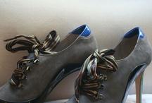 I'm a Shoe-aholic.