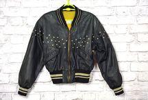 Vintage Leather Jackets