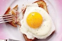 Eggs - Baked, Fried