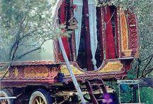 Gypsy vans