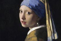 Johannes Vermeer(1632-1675)_dutch baroque