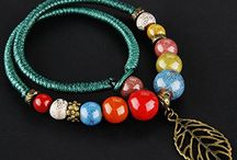Ovonni Ceramic jewelry