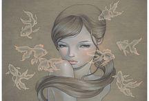Art + illustrations