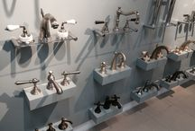 Bathroom Faucets / Bath Faucets See hundreds of bath faucets on display from all the leading brands.   Altmans  Aquabrass  Danze  Dornbracht  Hansgrohe/Axor  Brizo  Grohe  Herbeau  Jado  MZ  Newport Brass  Sigma  Toto  Jaclo  Kohler