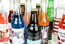 CSL - Marketing/Branding / Using custom soda labels is a great way to market and brand your business. Send a bottle to your customers as a thank you for their business. It's also an effective way to promote a special event or deal.