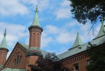 Explore Antioch / Explore Antioch College in Yellow Springs, Ohio. / by Antioch College