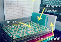 Getting Organized / by Megan Woodside
