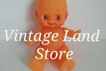 Vintage squeeze dolls / Incredible Vintage squeeze dolls. To order send us a insta direct to our Instagram *https://www.instagram.com/vintagelandstore/