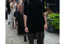 Street Fashion NY New York