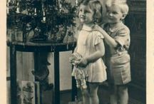 Yesterday's Christmas / Old-fashioned Christmas. Holiday. / by Lisa Willis